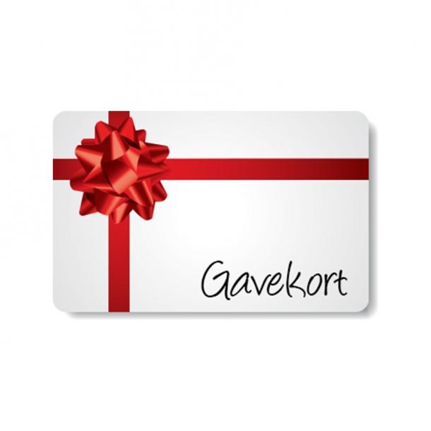 Image of   Gavekort til strømper på abonnement
